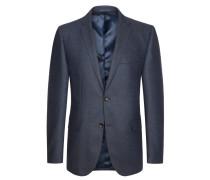 Struktur-Sakko, Loro Piana von Tom Rusborg Premium in Blau für Herren