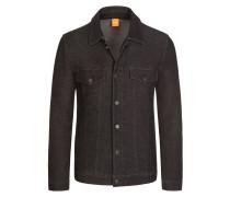 Leichte Jacke im Jeans-Look von Boss Orange in Schwarz für Herren