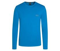 Jersey-Sweatshirt mit Stretchanteil von Boss in Blau für Herren