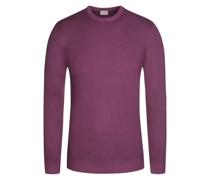 Pullover aus reinem Kaschmir  Bordeaux