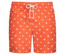 Badehose, gepunktet von Polo Ralph Lauren in Orange für Herren