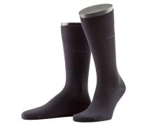 Socken, John von Boss in Marine für Herren