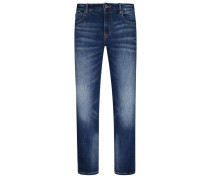 Jeans, Skim Super Slim Fit  Marine