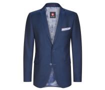 Sakko, Slim Fit von C G in Blau für Herren