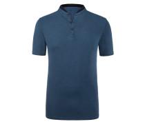 Poloshirt im Washed-Look von Tom Made In Heaven in Denim für Herren