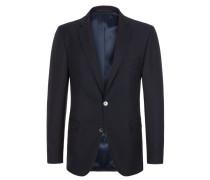Hochwertiges Sakko aus 100% Schurwolle, Theo SS von Tom Rusborg Premium in Marine für Herren