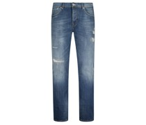 Jeans, Ego, Slim Fit  Darkstone