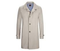 Mantel mit Stehkragen, Santiago von Tom in Beige für Herren