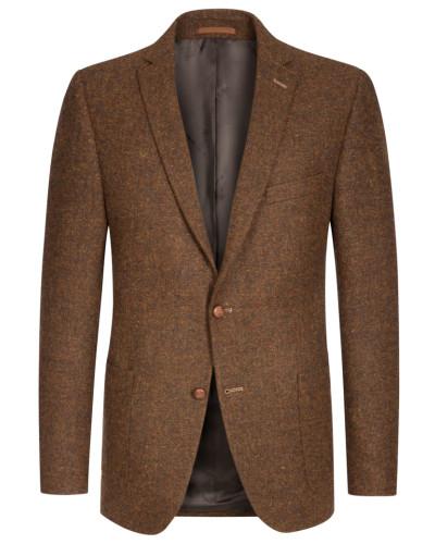 Harris Tweed Sakko mit edlen Details von Tom Rusborg in M.braun für Herren