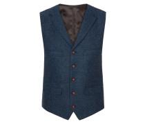 Harris Tweed Weste von Tom Rusborg in Blau für Herren