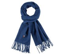Woll-Schal mit Fransen von Polo Ralph Lauren in Blau für Herren