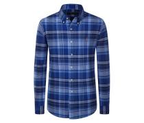Freizeithemd, Custom Fit von Polo Ralph Lauren in Marine für Herren