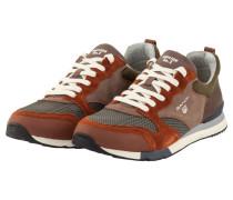 Topmodischer Sneaker im Retro-Stil, Russell von Gant in Orange für Herren