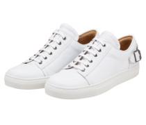 Flacher Sneaker, Dagenham von Belstaff in Weiss für Herren