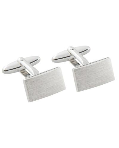 925 Sterling Silber Manschettenknöpfe von Tom Rusborg Premium in Silber für Herren