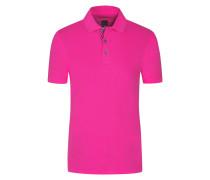 Poloshirt von Tom in Pink für Herren