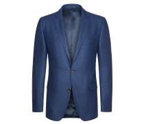 Aktuelles Sakko in Dream-Tweed-Qualität, Loro Piana von Tom Rusborg Premium in M.blau für Herren