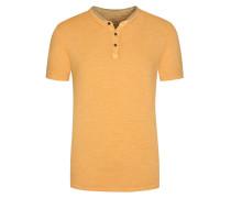 Poloshirt im Washed-Look von Tom Made In Heaven in Gelb für Herren