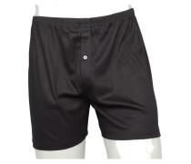Boxer Shorts, Baumwolle von Zimmerli in Schwarz für Herren