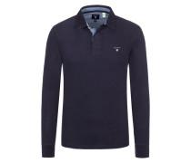 Polokragen-Sweatshirt von Gant in Marine für Herren