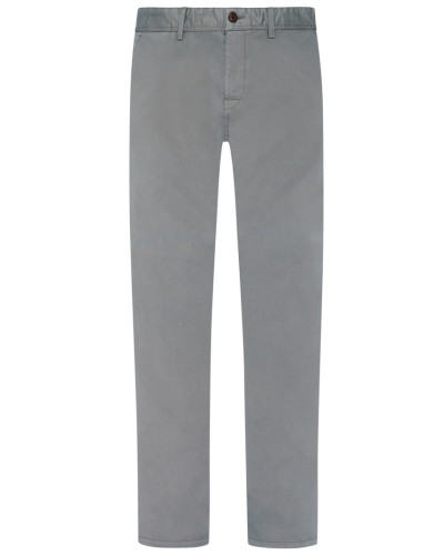 Chino, Slim Fit in Grau
