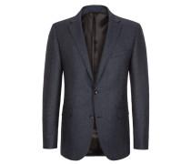 Aktuelles Struktur-Sakko, Loro Piana von Tom Rusborg Premium in Blau für Herren