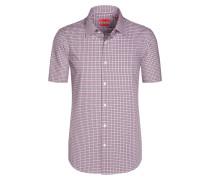 Kurzarmhemd, Regular Fit von Hugo in Rot für Herren
