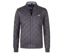 Modische Jacke im Blouson-Stil von Fred Perry in Grau für Herren