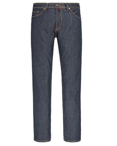pierre cardin herren stretch jeans deauville marine von. Black Bedroom Furniture Sets. Home Design Ideas