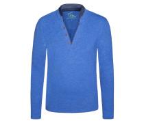 Sweatshirt im Baumwoll-Mix von Tom Made In Heaven in Royal für Herren