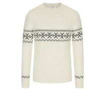 Pullover mit Norweger-Muster