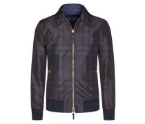 Exklusive leichte Jacke, wendbare Bomberjacke von Burberry in Blau für Herren