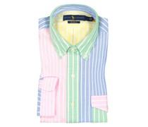Hemd modischem Design, Comfort Fit Rosa