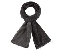 Eleganter Schal von Tom Rusborg in Anthrazit für Herren