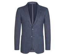 Sakko in bequemer Jersey-Qualität von Tommy Hilfiger in Blau für Herren