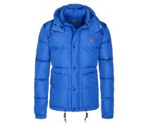 Sportive Daunenjacke mit Kapuze von Polo Ralph Lauren in Blau für Herren