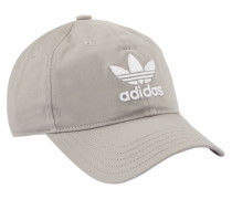 Baseball Cap, Adidas Originals mit Trefoil Logo von Adidas in Grau für Herren