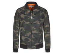 Topmodische Jacke im Blouson-Stil von Denim & Supply Ralph Lauren in Gruen für Herren