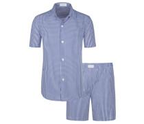 Pyjama, Marco von Novila in Hellblau für Herren
