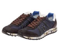 Modischer Sneaker, Lucy von Premiata in Blau für Herren