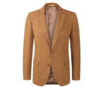Stilvolles Harris Tweed Sakko mit edlen Details von Tom Rusborg in Messing für Herren