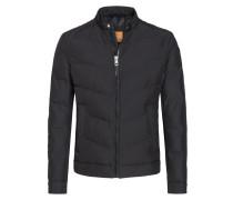 Modische Jacke in Blouson-Form, Okonnor von Boss Orange in Schwarz für Herren
