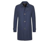 Mantel, Cotton Mac von Hackett in Marine für Herren