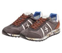 Modischer Sneaker, Lucy von Premiata in Grau für Herren