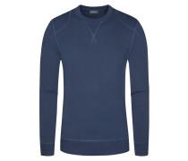 Sweatshirt mit angedeuteten Schulterpolstern von Belstaff in Marine für Herren