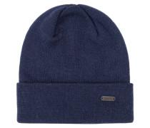 Mütze aus 100 % Schurwolle von Barbour in Blau für Herren