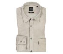 Overshirt Cord-Qualität, Regular Fit