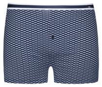 Boxershorts im Baumwollmix von Mey in Marine für Herren