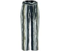 Culotte CLAIRE in Streifen-Batik-Optik