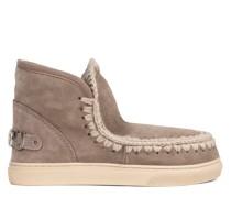 Sneaker ESKIMO Big Metall mit Schaffellfutter